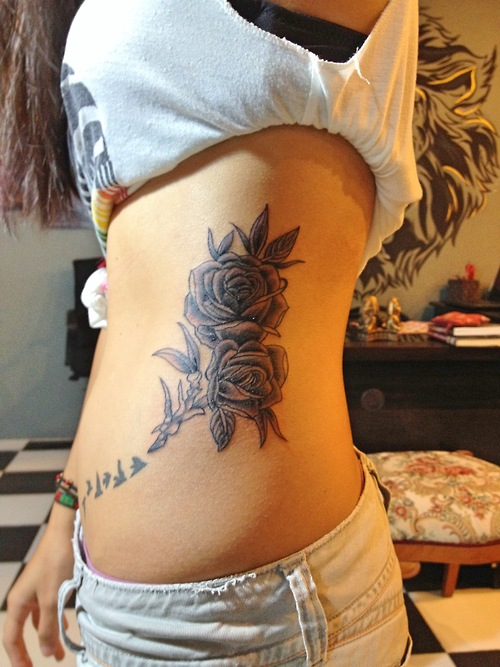 Красивые татуировки для девушек, 700 фото
